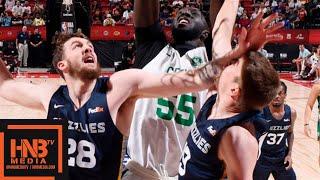 Boston Celtics vs Memphis Grizzlies Full Game Highlights   July 13   2019 NBA Summer League