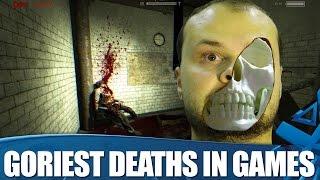 The 7 Goriest Deaths in Videogames