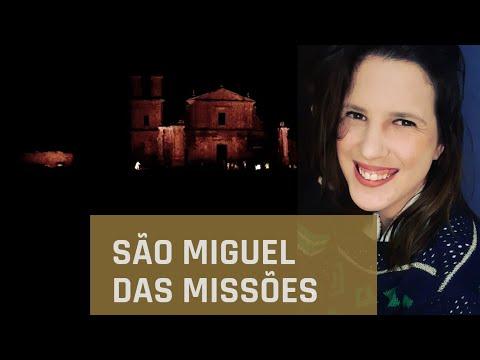 ANA CLAUDIA GUERIM - RUÍNAS DE SÃO MIGUEL DA...