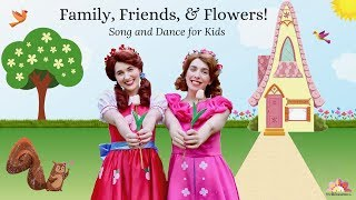 """Sing and Dance Along to Poppy & Posie's New Song """"Family, Friends, & Flowers!"""""""