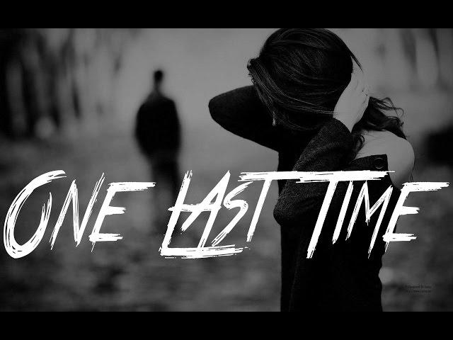 ONE LAST TIME - Sad Emotional Crying Rap Beat Hip Hop Instrumental