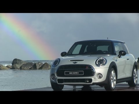 2014 Mini Cooper S 0-60 MPH Test Drive & Review