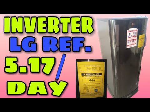 Inverter LG Refrigerator