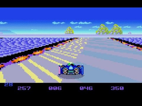 This Is What F-Zero Would Have Looked Like On The SEGA Mega Drive