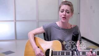 Acoustic Guitar Sessions Presents <b>Megan Slankard</b>