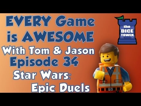 Every Game is Awesome 34: Star Wars: Epic Duels