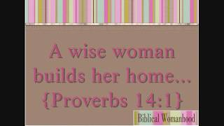 The Character Of A Godly Woman