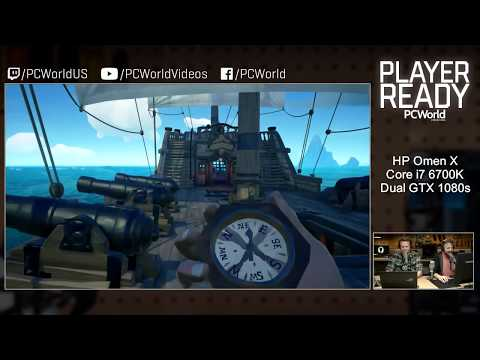 All aboard the HMS PCWorld in Sea of Thieves!