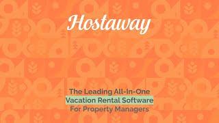 Vidéo de Hostaway