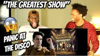 Panic! At The Disco   The Greatest Show (REACTION)