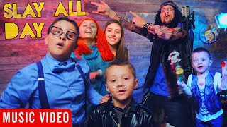 FUNnel V Fam ♫ SLAY ALL DAY Official Music Video