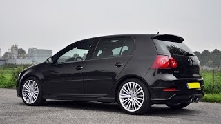 Volkswagen Golf V R32 VR6 DSG Pure Sound Stock Exhaust Revs Downshifts Driving GoPro