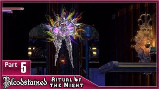 bloodstained ritual of the night walkthrough double jump