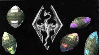 Skyrim:Dawngaurd DLC-All Paragon Locations