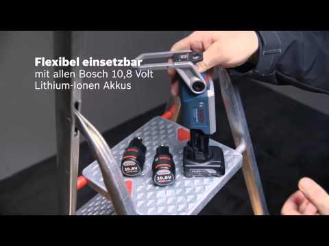 Bosch Akku-Lampe GLI DeciLED Professional