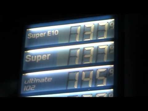 Bensopila die Taiga auf 92 Benzin