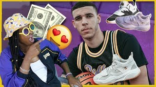 MY REACTION TO LONZO BALL'S NEW SHOES! COP OR DROP? BBB ZO2.19s