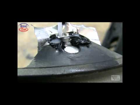Ремонт пластиковых подкрылков (локера) автомобиля