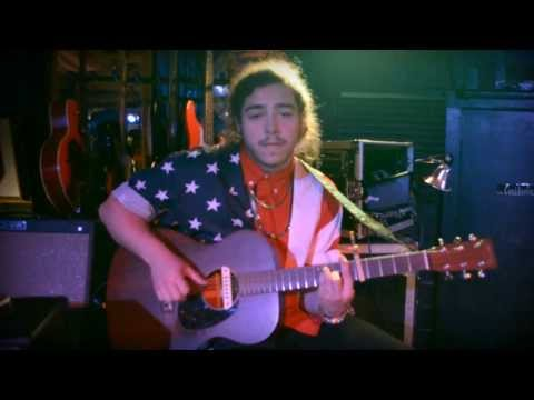 """Bob Dylan's """"Don't Think Twice, It's All Right"""" cover by Austin Richard aka. Post Malone"""