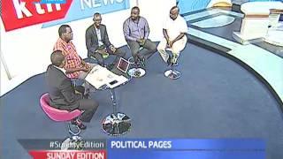CORD Principal Raila Odinga says that Opposition is united under NASA