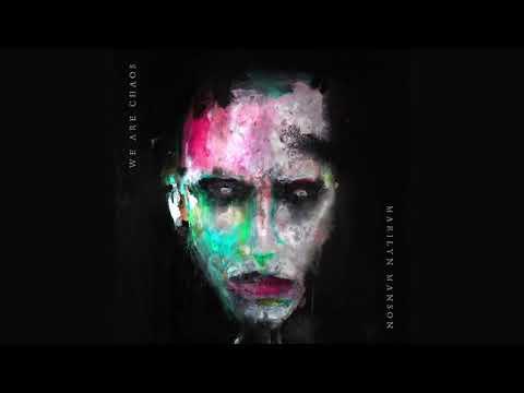 Marilyn Manson - PERFUME (Official Audio)
