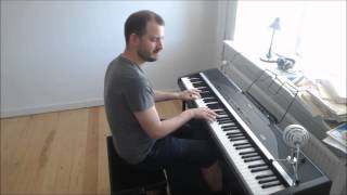 My Love, My Life (ABBA) Piano Cover Version