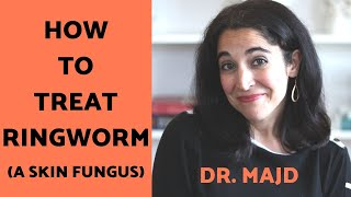 Fungus on the Skin - 3 Tips to Treat Ringworm