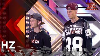 They Join The Fight Against Gender-related Violence  Auditions 1  The X Factor 2018