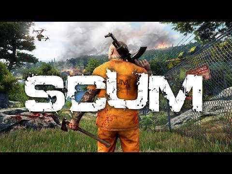 SCUM - Konečne