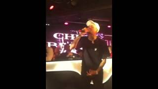Chris Brown  performance Lost and Found (Live in Barcelona 2016)