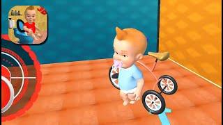 Baby Toilet Training Simulator   Gameplay Walkthrough #1