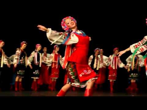 Концерт Ансамбль танца им. П.Вирского в Краматорске - 4
