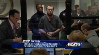 Triple Murder Suspect In Trouble Again
