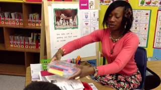 The Reader's Workshop: Kindergarten Guided Reading Lesson- Early Starts Reading!