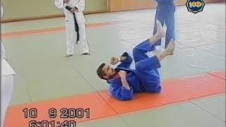 №12 KO-ICHI-GARI #ХиротакоОкадо #Дзюдо в Японии техника #бросков