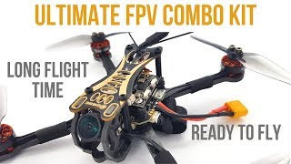 Ultimate FPV Drone Starter Kit // Eachine Novice-III Ready To Fly
