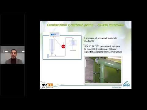 Cementifici, Efficienza energetica, Sensoristica, Strumenti di misura