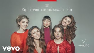 Ventino - All I Want For Christmas Is You (COver Audio)