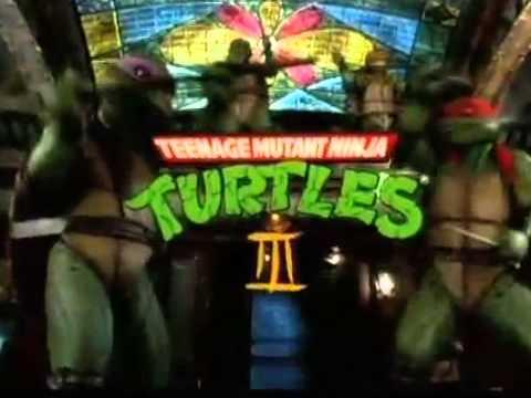 Želvy Ninja III, první část