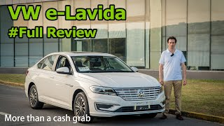 The China Market Only VW e-Lavida: A Cheap EV for the Masses