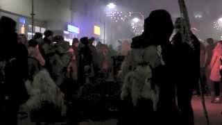 preview picture of video 'Berndorfer Perchtenlauf 2013- 02 HD'