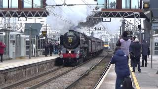 BR Standard Class 7 70013 Oliver Cromwell Locomotive Class