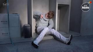 [BANGTAN BOMB] JIMIN poses like mannequin! - BTS (방탄소년단)