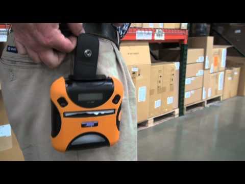 Star Micronics SM-T300 Mobile Printer