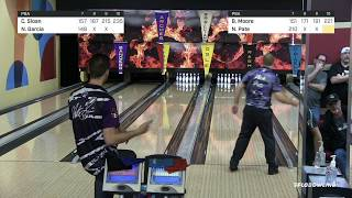 Nick Pate Looks for 300 During 2020 PBA Oklahoma Open Qualifying