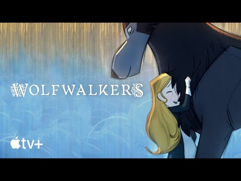 Youtube video still for Wolfwalkers