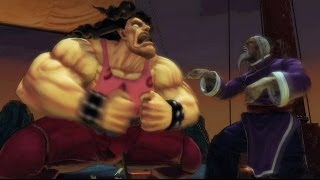 Ultra Street Fighter IV video