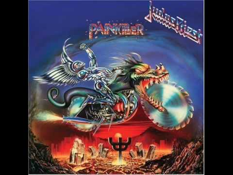 Judas Priest- All Guns Blazing with lyrics