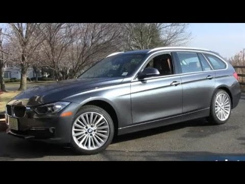 2014 BMW 328d (Diesel) Sports Wagon Test Drive — Most Fuel Efficient AWD in America