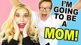 I'm Going To Be A MOM! | My BIG ANNOUNCEMENT